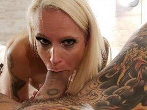 Sophia Logan POV Blow Job